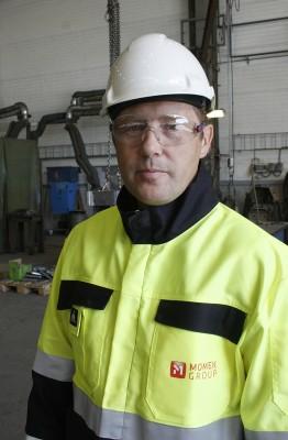 - Subsea 7 hadde tidlig i prosessen gitt oss tilbakemelding på at de la opp til at vi skulle være deres samarbeidspartner på dette oppdraget, sier markedssjef Roger Lund i Momek Fabrication AS.