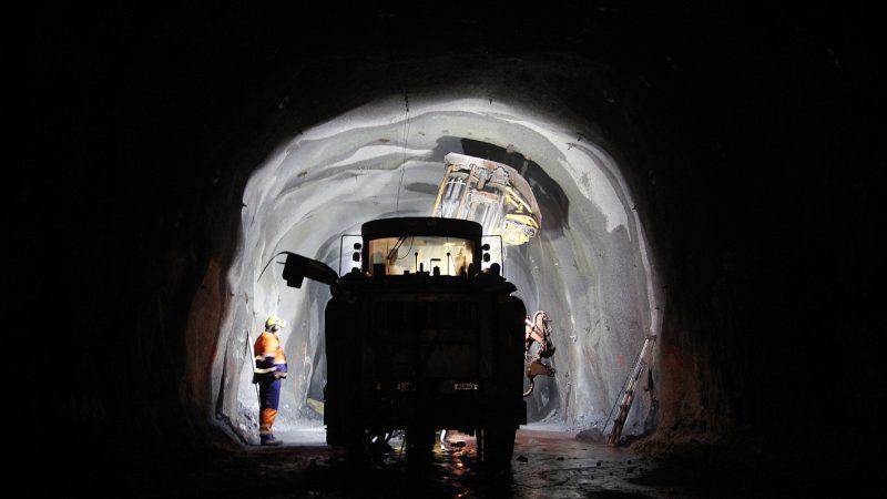 Rana Gruber AS utvinner jernmalm og er en av de største gruvene i landet.