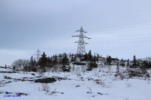 Den kraftforedlende industrien i Mo Industripark er storforbrukere av ren, grønn energi fra norsk vannkraft.