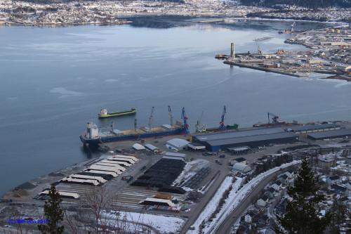 Produksjonen ved Wasco Coatings Norway AS ved Rana Industriterminal startet opp våren 2014.