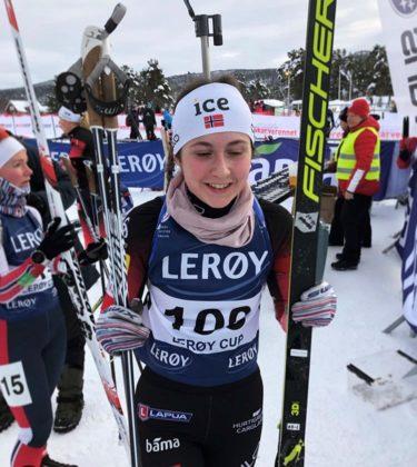 Marthe har troen på å bli uttatt til jr.VM i slutten av januar.