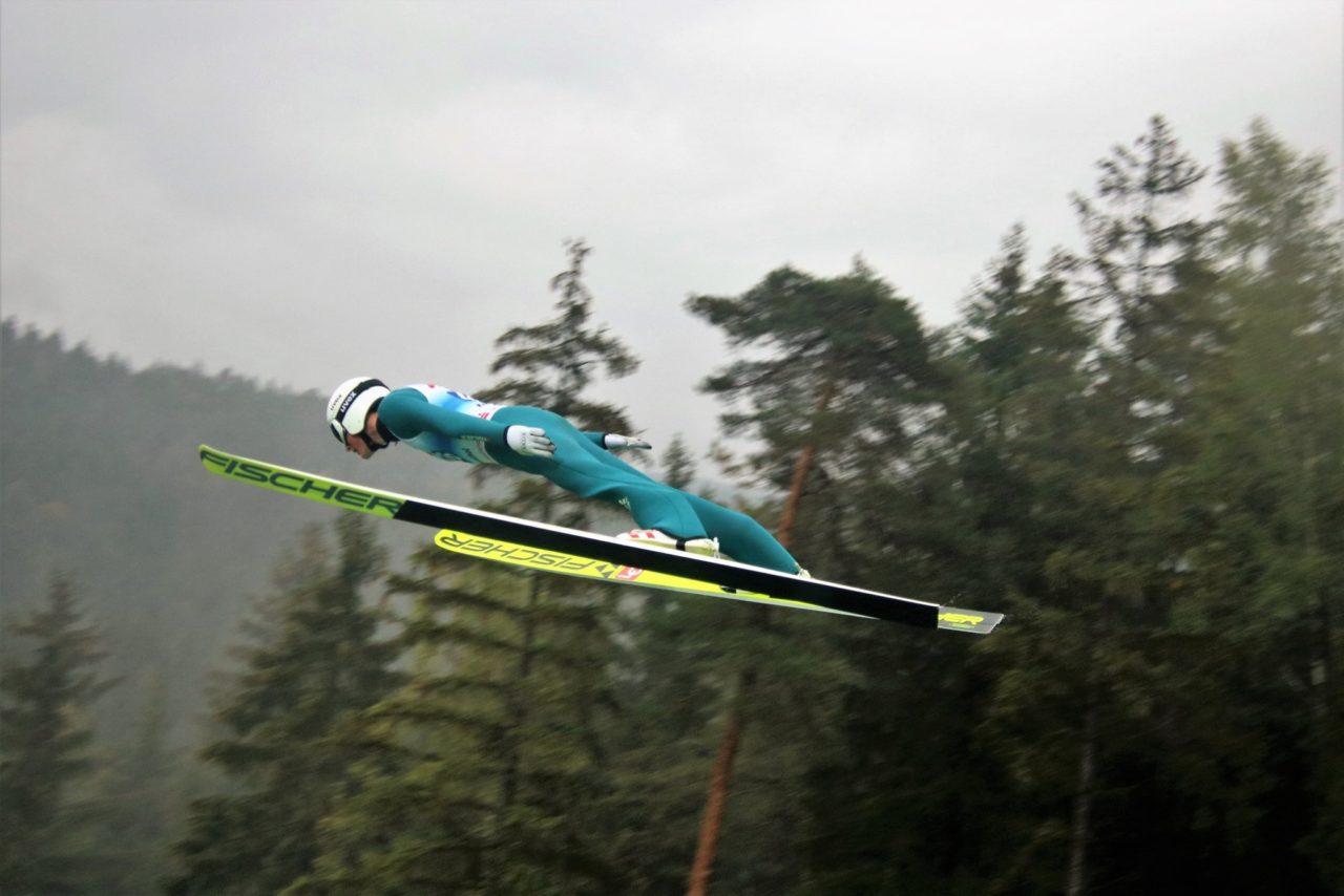 Robin svever høyt etter gode resultater i verdenscupen.