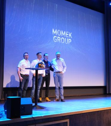 Momek vant årets nyskaperpris.