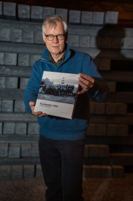 Forfatter Ivar Hartviksen