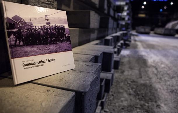 Ranaindustrien i bilder - en historie fra 1892 til 2012