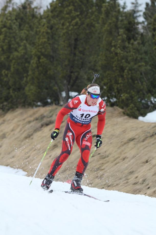 Vegard Bergli har ambisjoner om OL i 2014.