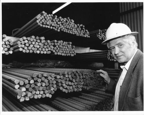 Per Havdal ble den sentrale personen i videreutviklingen av stålproduksjonen i Mo i Rana etter omstilling, privatisering og internasjonalisering. Han var først sjef for divisjon Stål fra 1988, og etter etableringen av Fundiakonsernet ble han viseadministrerende direktør og samtidig sjef for divisjon Bygg.