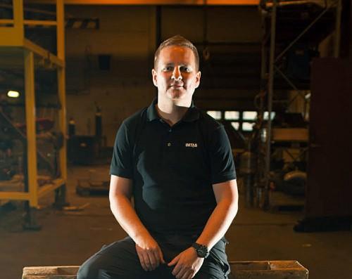 Johannes Sandhei, daglig leder i IMTAS AS