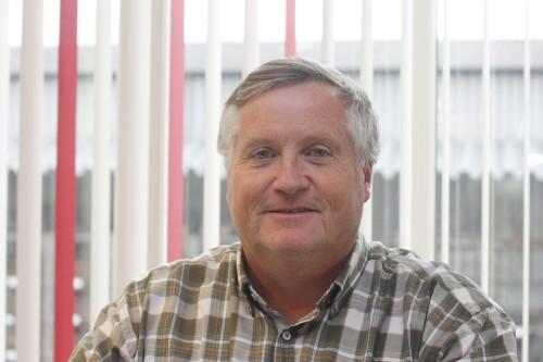 Kjell Sletsjøe, administrerende direktør i Rana Gruber AS