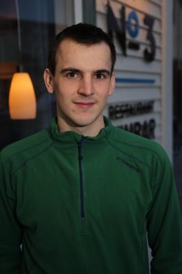 Petter Ildgruben Birkeland (21), student ved NTNU i Trondheim, var på ViVilHeim-treffet.