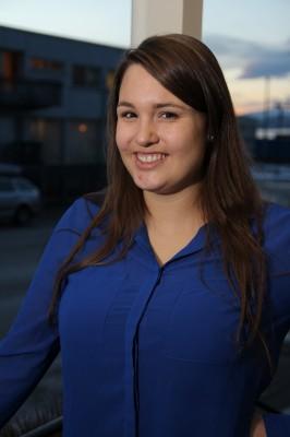 Helena Moerman (26), ansatt i Norske Shell i Stavanger, var på ViVilHeim-treffet.