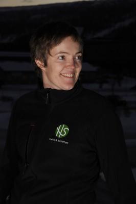 Linda Lysfjord, bedriftsfysioterapeut og HMS-rådgiver ved Helse & Sikkerhet AS.