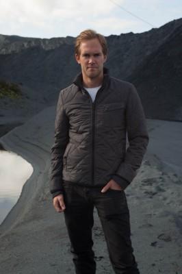 Magnus Kibsgård, økonomisjef ved Rana Gruber AS.
