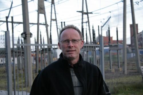 Terje Lillebjerka, konstituert adm. dir. i Mo Industripark AS.