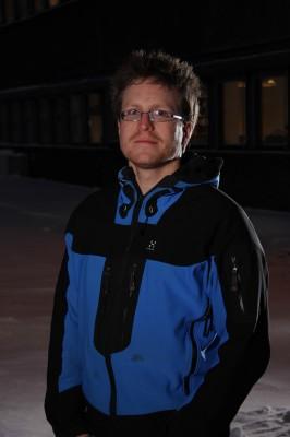 Vegar Alterås, ansatt i Multiconsult AS som ingeniør i samferdselsteknikk.