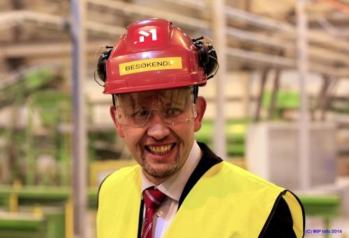 Olje- og energiminister Tord Lien