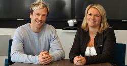 - MBA i teknologiledelse var et svært populært studietilbud, med søkere fra hele landet, da det startet opp i fjor. Nå starter det opp et nytt kull fra høsten, forteller Bjørn Audun Risøy og Monica Hagen fra Kunnskapsparken Helgeland AS.