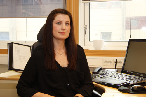 Kristina Hansen, Celsa Armeringsstål AS