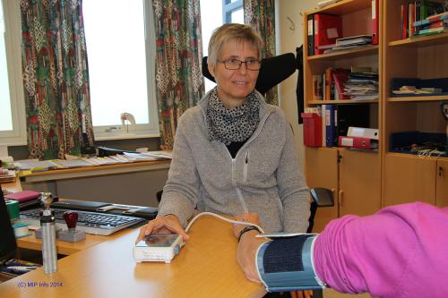 -For Helse & Sikkerhet SA er autorisering for offshorepersonell et ledd i vår strategiske satsing, sier bedriftslege Petra Reckert i Helse & Sikkerhet SA.