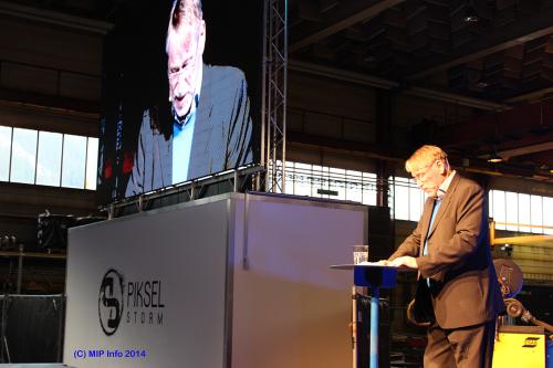 - Vann er vårt viktigste næringsmiddel. Vann er svært viktig for velferd og økonomi, og det er mye viktigere enn olje, hevder Sverre Hanssen.