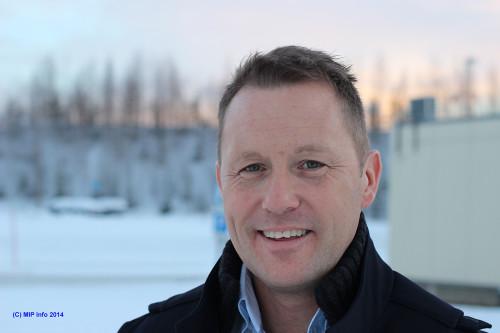Roger Lund, avdelingsleder ved materialteknisk avdeling i Molab AS.