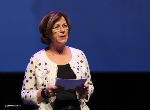 LOs distriktssekretær i Nordland, Rita Lekang