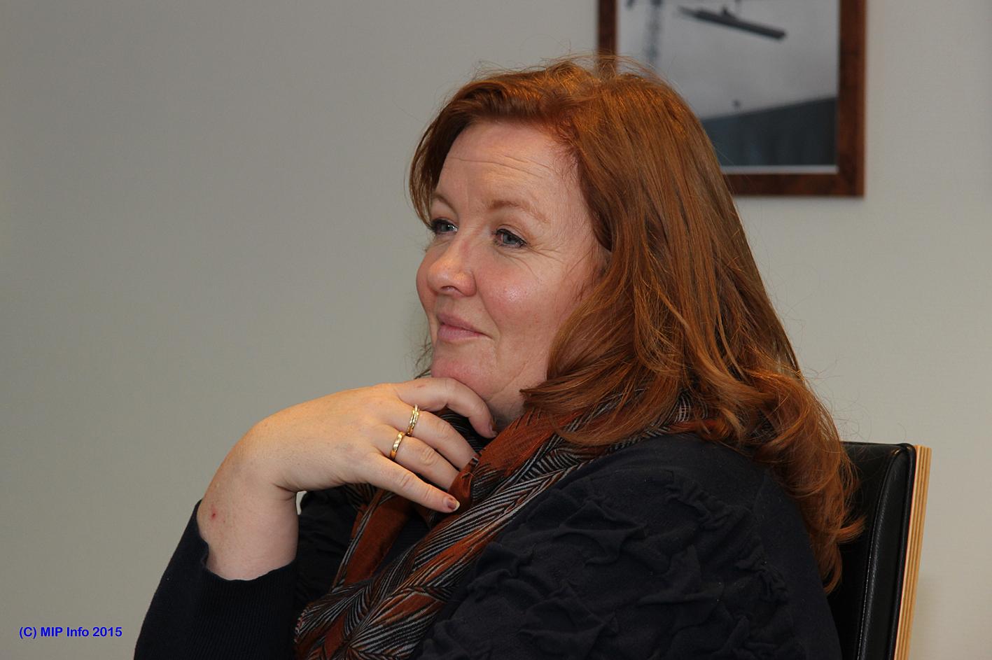 Dagrun Eriksen leder også programkomiteen i KrF.