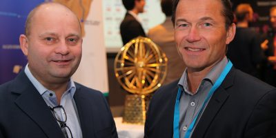 Arve Ulriksen and Jan I. Gabor at Mo Indsutripark AS says that Arctic Race of Norway will be a unique opportunity for highlighting industry and the Rana region.
