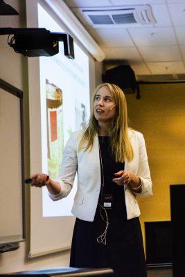 Bellonas Runa Haug Khoury oppfordrer nordnorske politikere til å komme på banen, for å sikre etablering av datasentere i Nord-Norge.